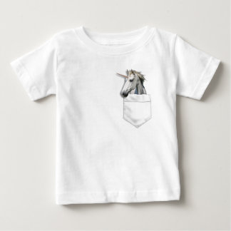 Unicorn in Your Pocket Baby T-Shirt