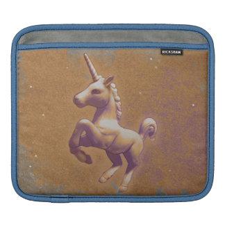 Unicorn iPad Sleeve (Metal Lavender)