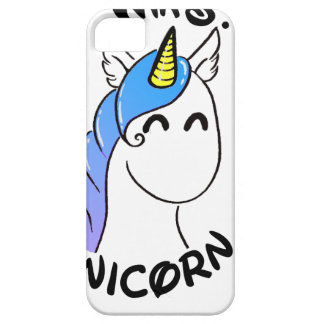 Unicorn iPhone SE/5/5s Case