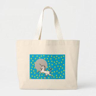 Unicorn Jumbo Tote Bag