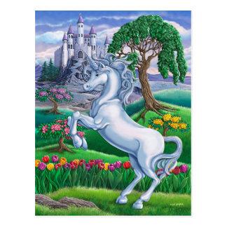 Unicorn Kingdom Postcard