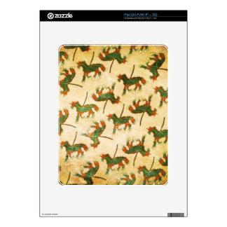 Unicorn Leaf Skins For The iPad