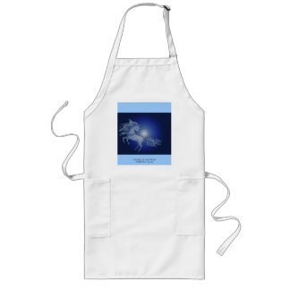 Unicorn Long Apron