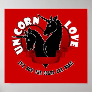 Unicorn Love Print