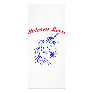 Unicorn Lover Rack Card