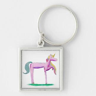 Unicorn Magic Fairy Tale Pony Horse Keychain