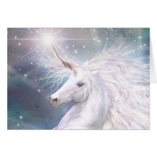 Unicorn Magic - Let your Light Shine Card