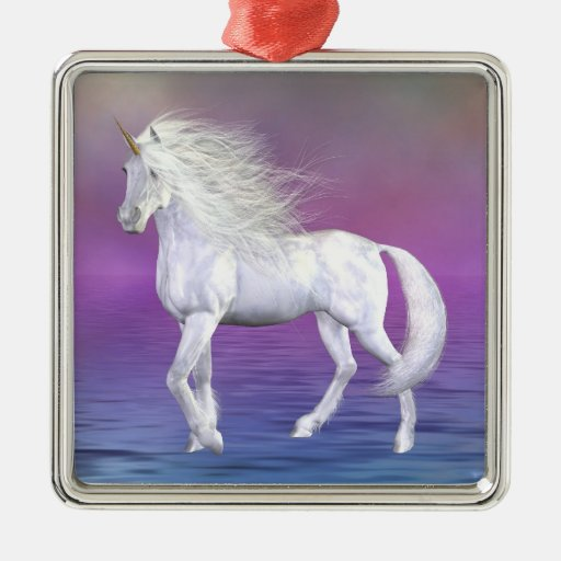 Unicorn Magic Ornament