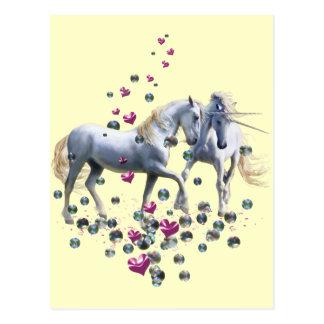 Unicorn Magic Postcards
