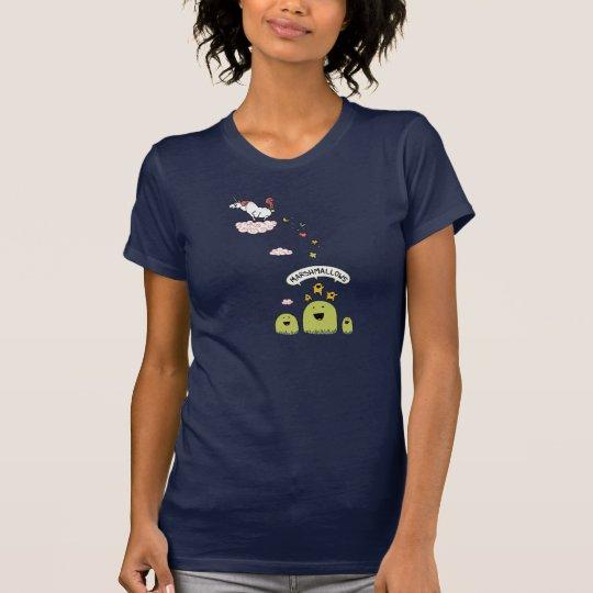 Unicorn Marshmallows T-Shirt