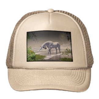 Unicorn Moon Trucker Hat