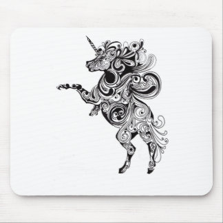 unicorn mouse pad