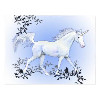 Unicorn-MP Postcard