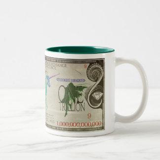 Unicorn MythoDiversity Two-Tone Coffee Mug