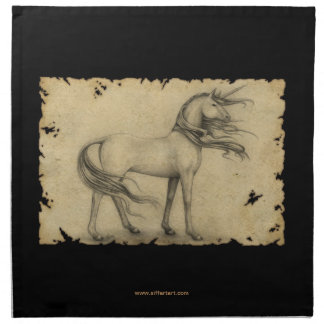Unicorn Napkin