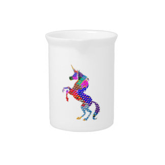 UNICORN   Nature n Dreams Beverage Pitcher