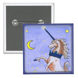 Unicorn Night Buttons