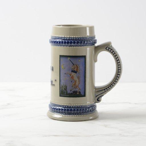 Unicorn Night Coffee Mug
