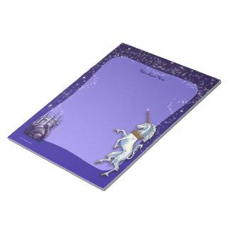 Unicorn Night Note Pads
