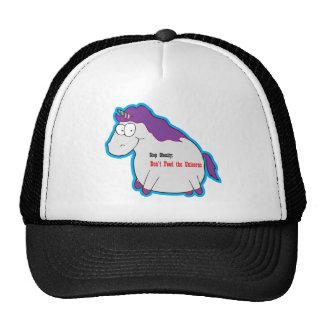 Unicorn Obesity Mesh Hats