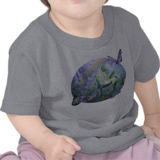 Unicorn Of The Butterflies Infant T-Shirt