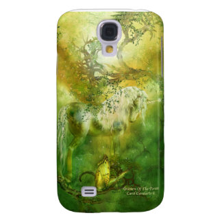 Unicorn Of The Forest Art Case for iPhone 3 Galaxy S4 Case