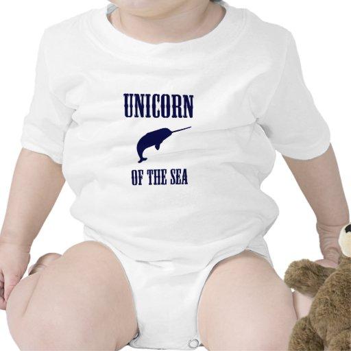Unicorn of the Sea (Narwhal) Tee Shirt