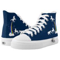 Unicorn origin High-Top sneakers