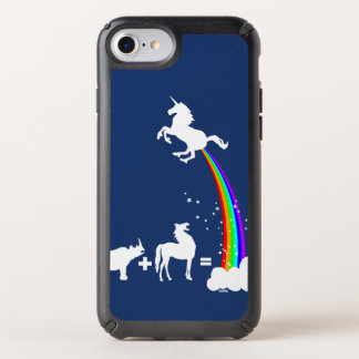 Unicorn origin speck iPhone case