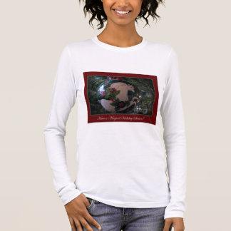 Unicorn Ornament Apparel Long Sleeve T-Shirt