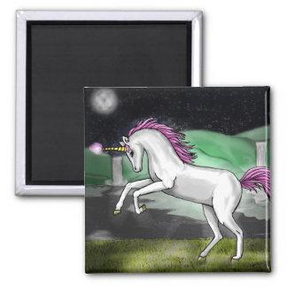 unicorn paradise Magnet
