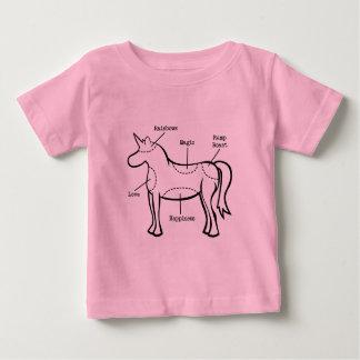 Unicorn Parts Infant T-Shirt