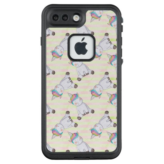 Unicorn Pattern LifeProof iPhone Case