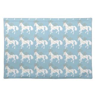 Unicorn Pattern Placemats