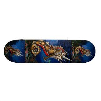Unicorn Pegasus Seahorse Skateboard Deck