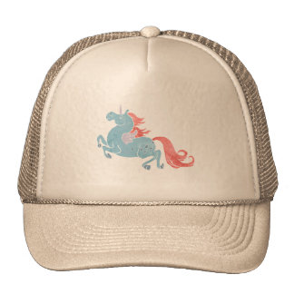 Unicorn Pegasus Trucker Hat