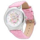 Unicorn Personalized Custom Kid's Watch