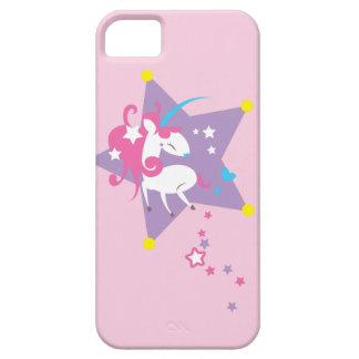 Unicorn pink iPhone SE/5/5s case
