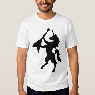 Unicorn playing guitar T-Shirt