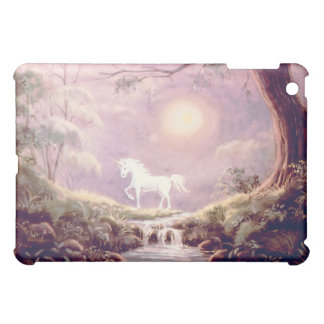 UNICORN & POND by SHARON SHARPE iPad Mini Case
