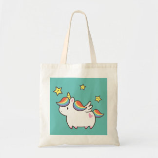 Unicorn Pony Tote Bag