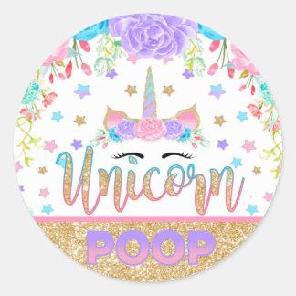 Unicorn Stickers Zazzle