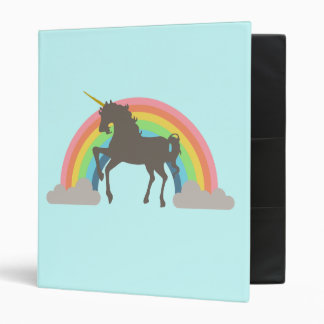 Unicorn Power Vinyl Binders
