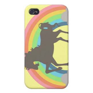 Unicorn Power iPhone 4/4S Covers