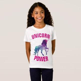 UNICORN POWER Kids Girls T-shirts