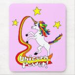 Unicorn Power! Mouse Pad