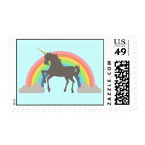 Unicorn Power Postage