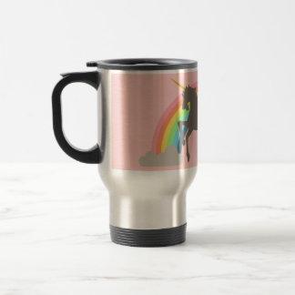 Unicorn Power Travel Mug