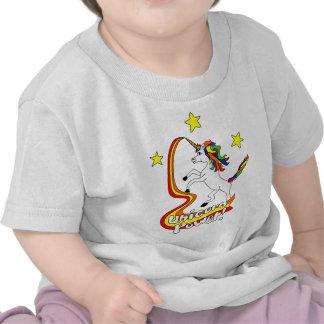 Unicorn Power! T Shirts