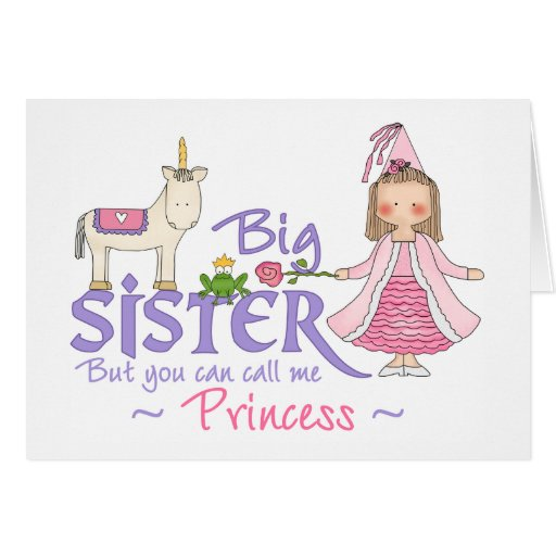 Unicorn Princess Card